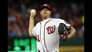 Max Scherzer Nastiest Pitches