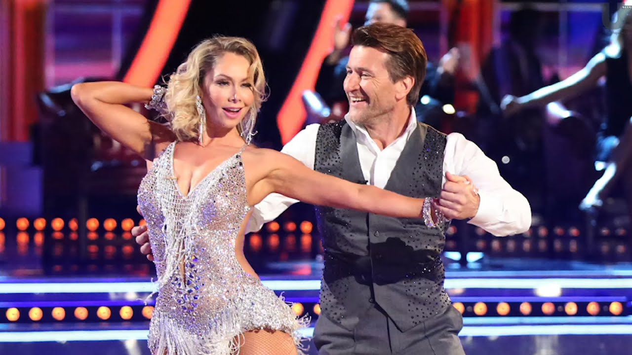 Kym Johnson Dancing With The Stars Married: 'DWTS' Pro Kym Johnson And Robert Herjavec Are Married