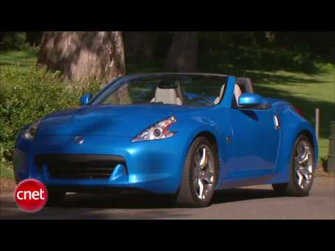 Car Tech 2010 Nissan 370Z Roadster review