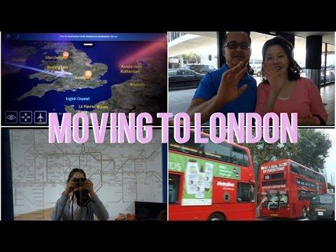 Moving to London | London Vlog #1 (18-19 September)