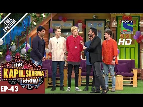 The Kapil Sharma Show -दी कपिल शर्मा शो-Ep-43-Shekhar & Vamps in Kapil Show–17th Sep 2016