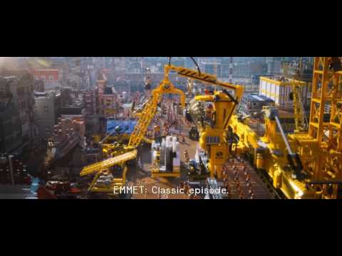 The LEGO Movie - Everything is Awesome (Lyrics) 1080pHD
