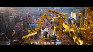 The LEGO Movie - Everything is Awesome (Lyrics) 1080pHD
