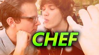 HAVE YOU SEEN CHEF!? w/ MaxMoefoe, FilthyFrank, iDubbbzTV, Kimmismiles & Kodi Brown!