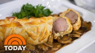 Beef Wellington, Gelatin Mold; Dylan Dreyer's Mom Shares Her Recipes | TODAY