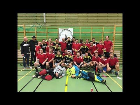 AIK välgörenhetsmatch i Stockholm Para Games