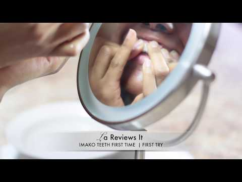 Imako Teeth | First Attempt