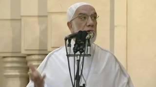 خطبة الجمعة - تبرج الجاهلية - الشيخ عمر عبد الكافي