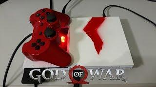 COMO FAZER  SKIN GOD OF WAR PARA PS2(EM CASA)!