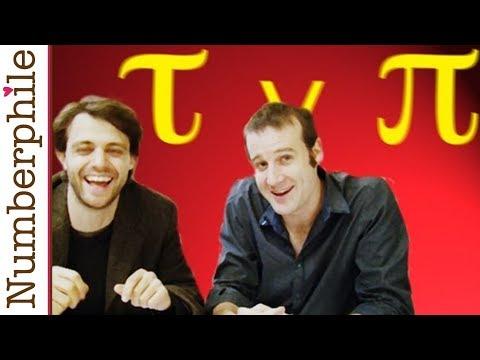 Tau vs Pi Smackdown - Numberphile