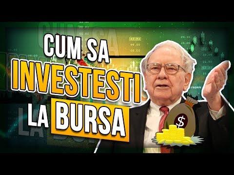Cum sa FACI BANI investind LA BURSA - Episodul #2 - Pretul actiunilor | Educatie Financiara