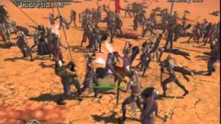 Let Play Kingdom Under Fire the Crusaders Lucretia Pt 1