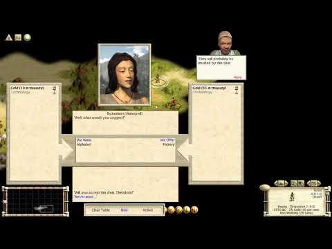 The Worst Land I Could Find: Civ 3 On Emperor