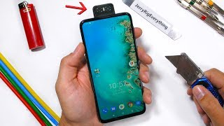 Download Is the CRAZY Flip Camera Fragile? - Zenfone 6 Durability Test! Mp3 and Videos