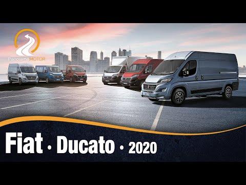 Fiat Ducato 2020   Información y Review