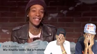LMAOOOO BEST OF CELEBRITIES READ MEAN TWEETS REACTION!!