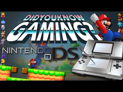Nintendo DS [OLD] - Did You Know Gaming? Feat. Jimmy Whetzel