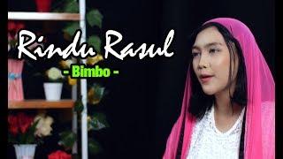 Rindu Rasul - Bimbo (Cover by Alvita)