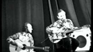 Duo: Marcel Dadi avec Patrice Jania, La Marcelaise.