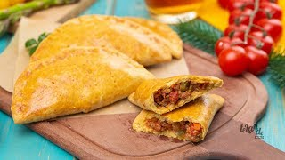 Saucy Meat Pie (Turn Overs)