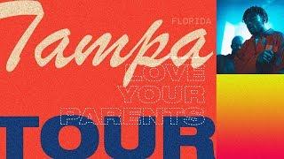 Love Your Parents Tour: Tampa | BROCKHAMPTON