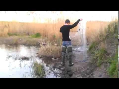 сетка для ловли рыбы кастинговая