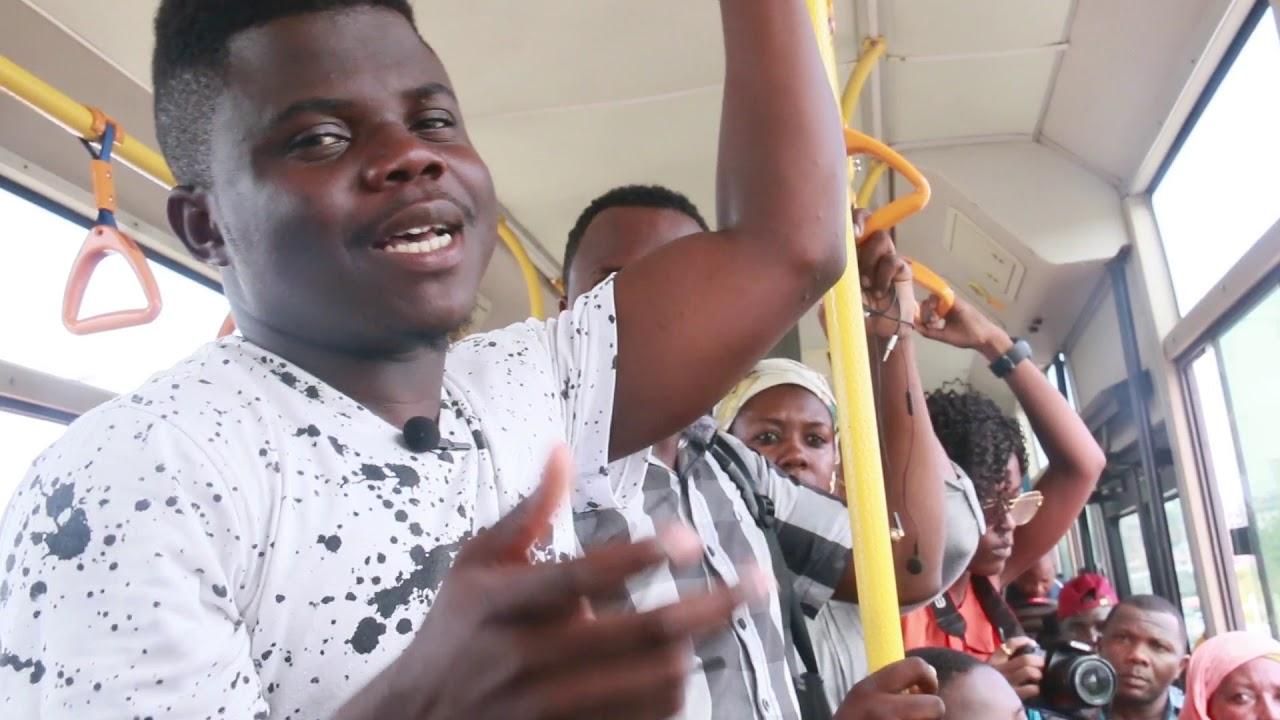 Bus Rapid Transit In Tanzania
