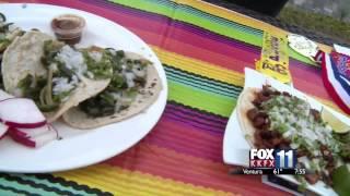 KKFX Morning: Best Tacos in Santa Barbara