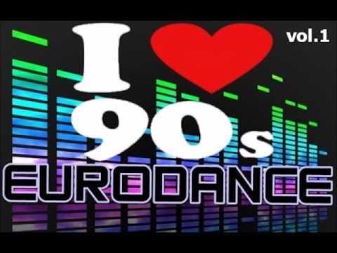Eurodance 90s Mix Vol.1 2016