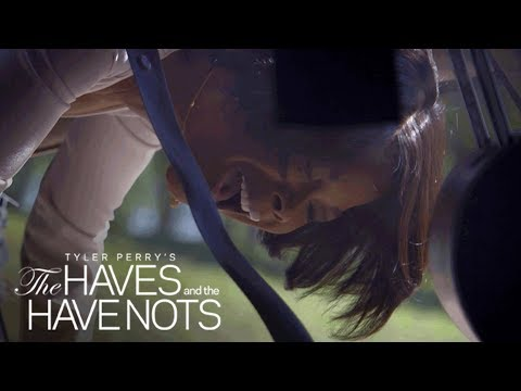 Melissa Watches Veronica Burn | Tyler Perry's The Haves and the Have Nots | Oprah Winfrey Network