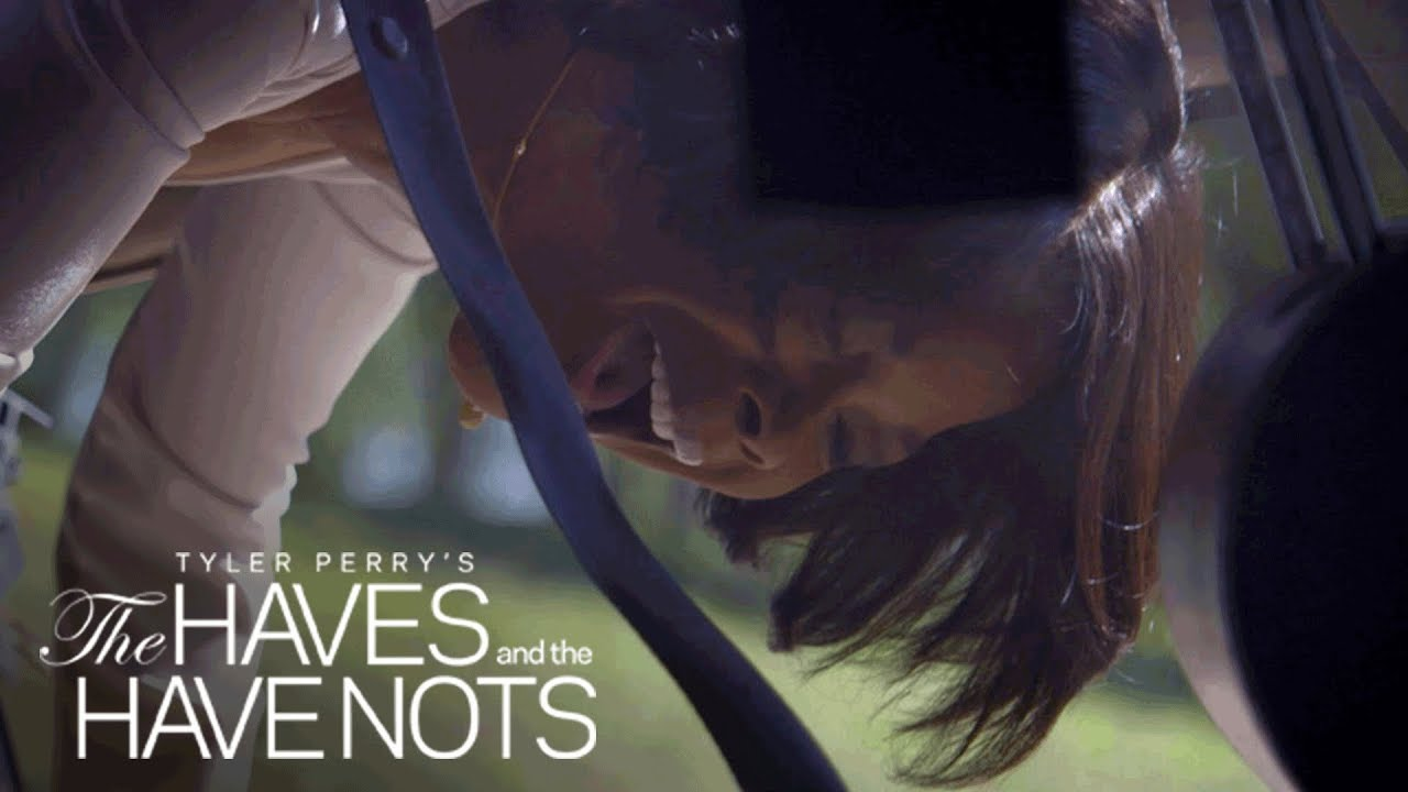 Download Melissa Watches Veronica Burn   Tyler Perry's The Haves and the Have Nots   Oprah Winfrey Network