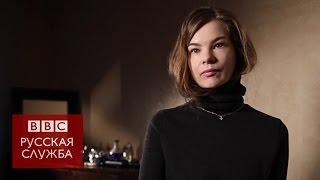 Анна Жавнерович   Русская женщина думает, что она должна терпеть