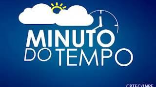 Previsão de Tempo 16/05/2019 - Pancadas de chuva localmente forte em parte do Brasil.