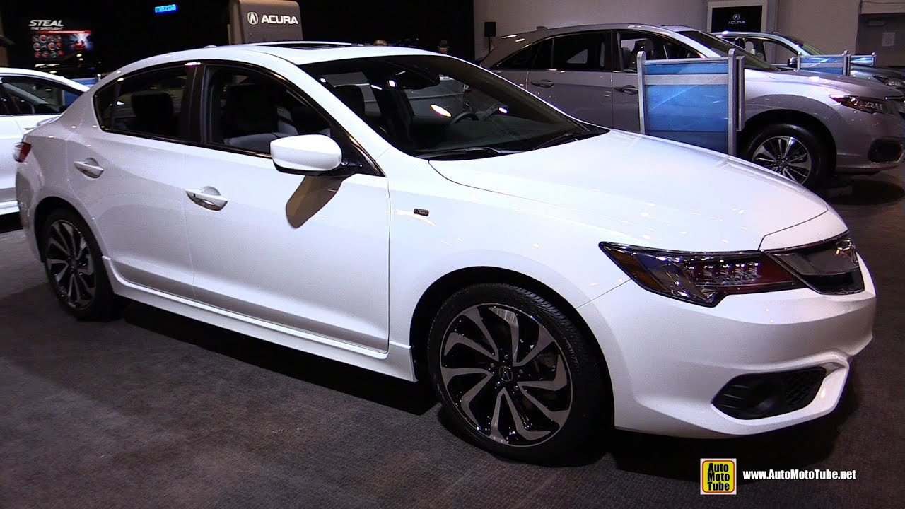 2016 Acura ILX   Exterior And Interior Walkaround   2015 Ottawa Gatineau  Auto Show Design Ideas