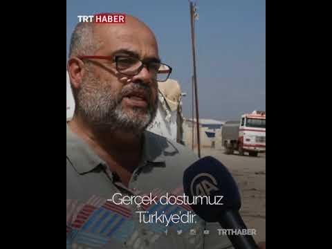 """""""Türkiye bizim tarihi ve coğrafi kardeşimizdir."""""""
