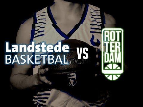 Livestream Landstede Basketbal  - Forward Lease Rotterdam