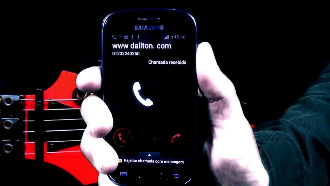 electric guitar solo ringtone guitar by dallton santos youtube. Black Bedroom Furniture Sets. Home Design Ideas