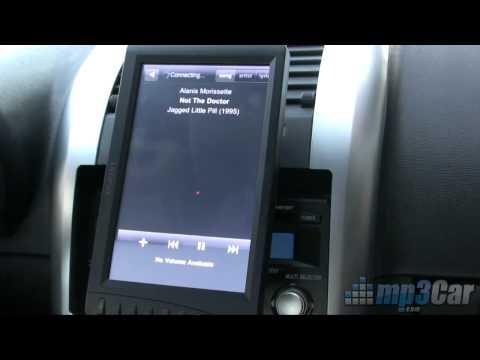 iPhone Car Navigation Kit, Simplify Music 2 App