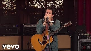 Watch John Mayer Born And Raised video