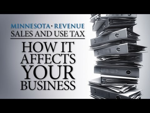 Sales And Use Tax: How It Affects Your Business