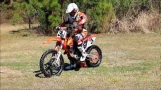 Mike Brown EnduroCross Training