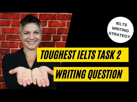 How to Answer IDP's Toughest Writing Task 2 Question