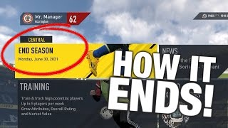 How does FIFA 17 Career Mode End? (Year 2031) THE END OF CAREER MODE!