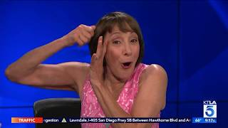Didi Conn Gets Us Excited for