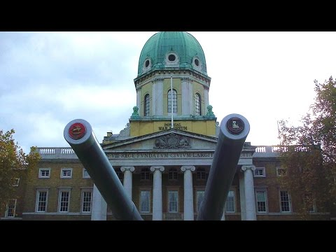 Inside the London Imperial War Museum video