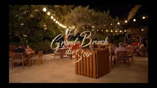 Ready For Le Grand Brunch du Soir Staycation?