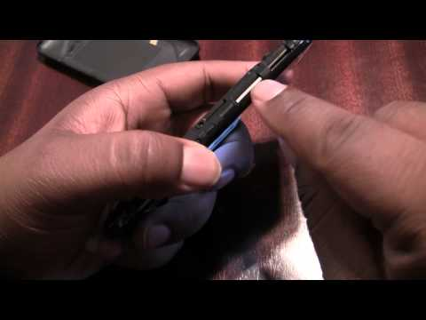 HTC DROID Incredible 4G LTE unboxing