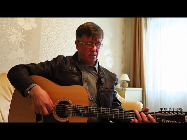 Лишь жизнь - прекрасная пора.  Авторская песня под гитару.