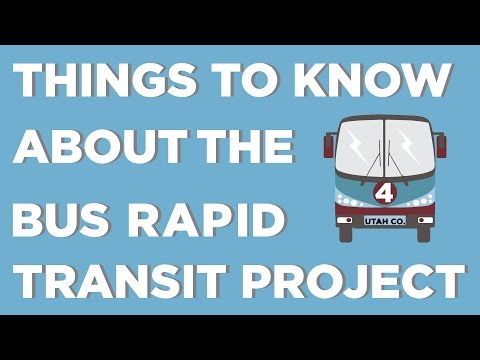 We Need BRT for Provo and Orem