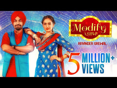 Modify Pajama | New Punjabi Song | Ravinder Grewal | Latest Punjabi Songs 2018 | Tedi Pag Records